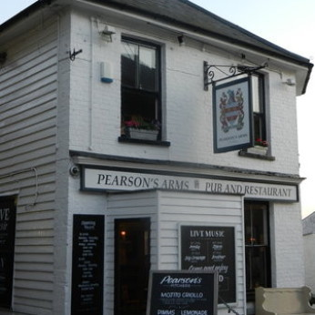 Pearson's Arms, Whitstable