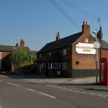 Wheelwright Arms, Elton