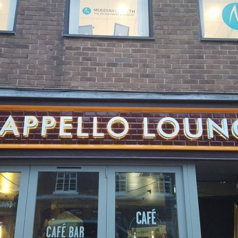 Capello Lounge, Newcastle-under-Lyme