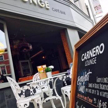 Carnero Lounge, Derby