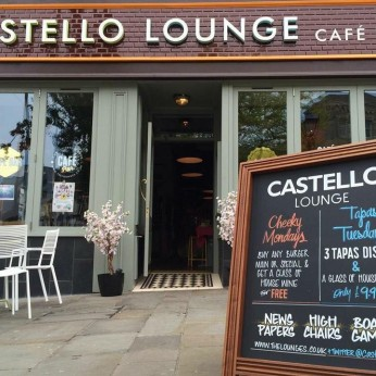Castello Lounge, Wellingborough