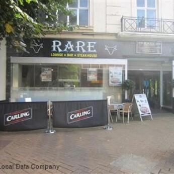 Rare Lounge Bar, Newcastle