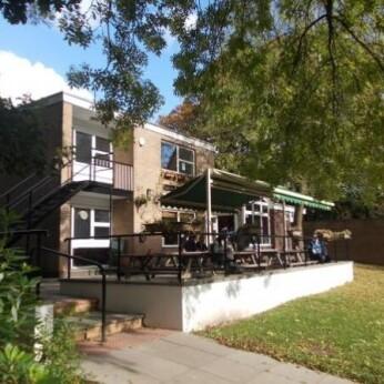 KPA Clubhouse, Keele University