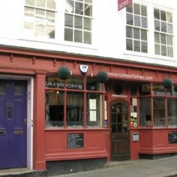 Rumours Wine Bar, Ammanford