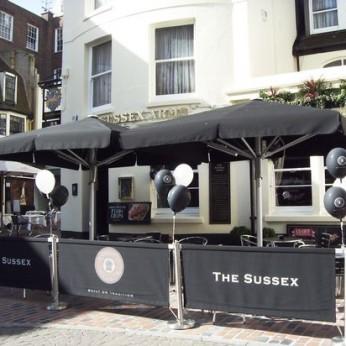 Sussex, Brighton