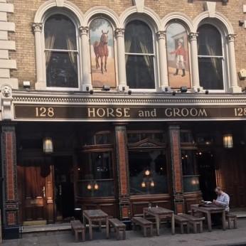 Horse & Groom, London W1