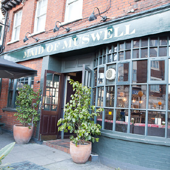 Maid Of Muswell, London N10