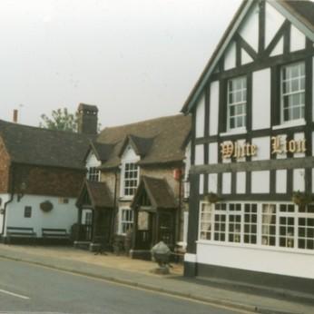 White Lion, Warlingham