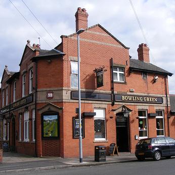 Bowling Green Hotel, Chorlton
