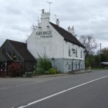 George & Dragon, Thringstone