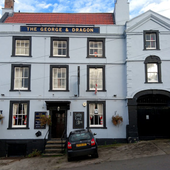 George & Dragon, Pensford
