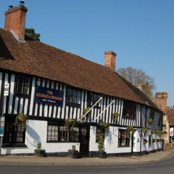George & Dragon, Ightham