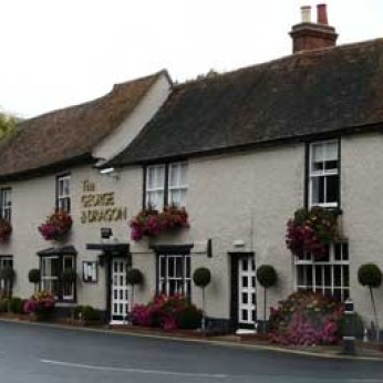 George & Dragon, Fordwich