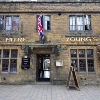 Mitre Pub, Shaftesbury
