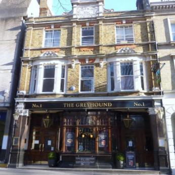 Greyhound, London W8