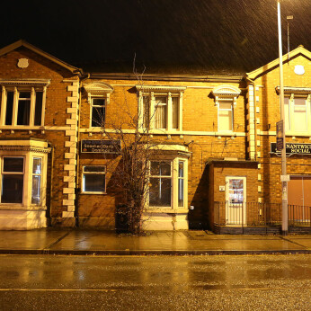 Nantwich Road Social Club, Crewe