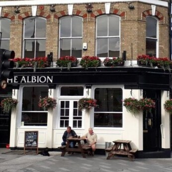 Albion, London SE25