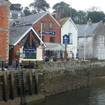 Galleon Inn, Fowey