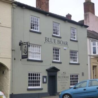 Blue Boar, Ludlow