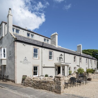 New Beadnell Towers Hotel, Beadnell