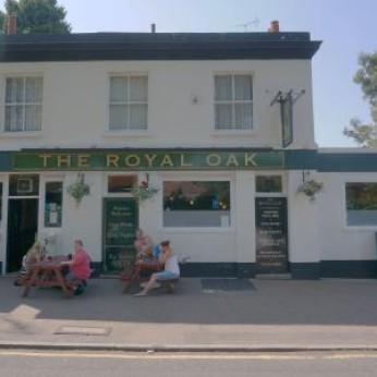 Royal Oak, London SE7