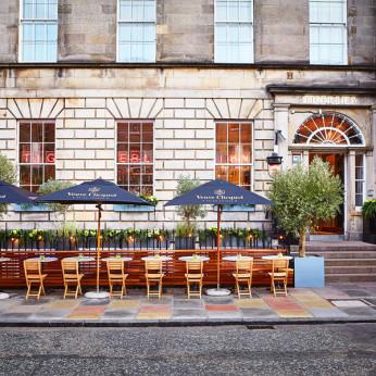 Tigerlily, Edinburgh