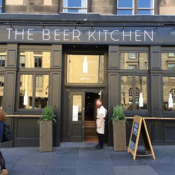 Beer Kitchen, Edinburgh