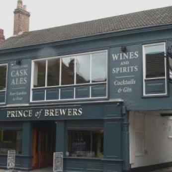 Prince of Brewers, Burton