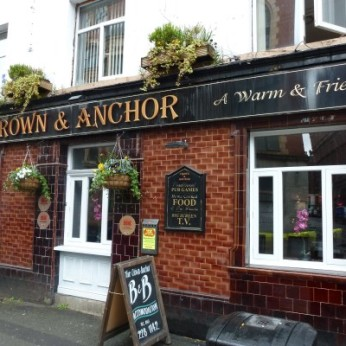 Crown & Anchor, Manchester