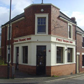 Free Trade Inn, Byker