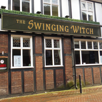 Swinging Witch, Northwich