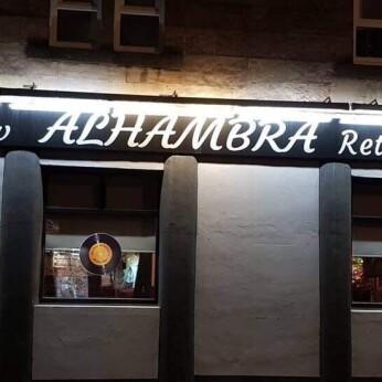 New Alhambra Retro Bar, Bellshill