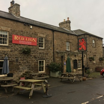 Click to view full size - Red Lion Hotel, Hexham(photograph number 1)