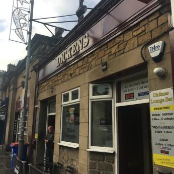 Dickens Lounge, Edinburgh