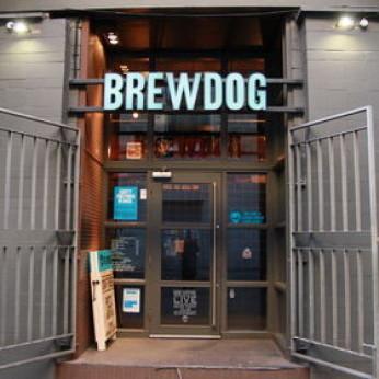 BrewDog, Edinburgh