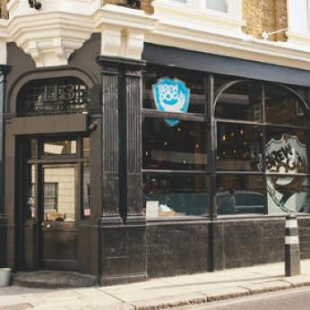 BrewDog Camden, London NW1
