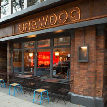 BrewDog Clerkenwell, London EC1M