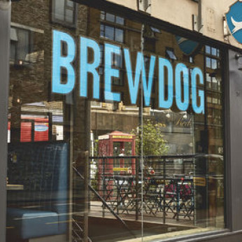 BrewDog Shoreditch, London E1