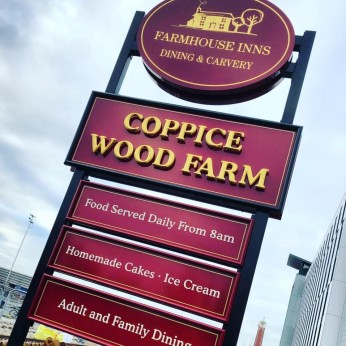 Coppice Wood Farm, Stretford