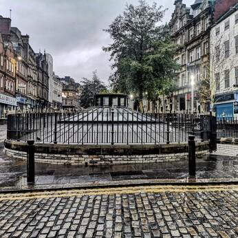 WC, Newcastle upon Tyne
