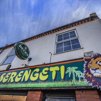 Bar Serengeti, Northampton