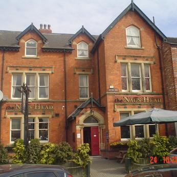 Nags Head Hotel, Urmston