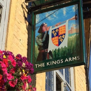 Kings Arms, Stow on the Wold