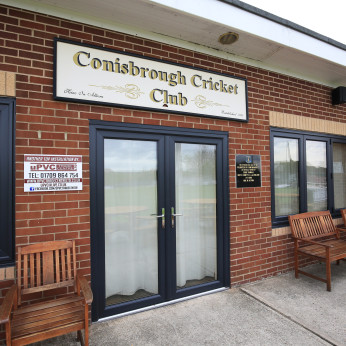 Conisbrough Cricket Club, Conisbrough