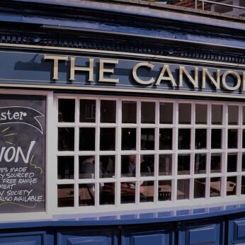Cannon, Guildford