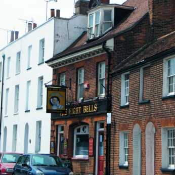 Eight Bells, Canterbury