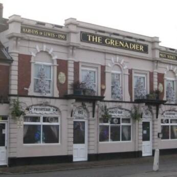 Grenadier, Hailsham