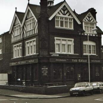 Eagle, London E15