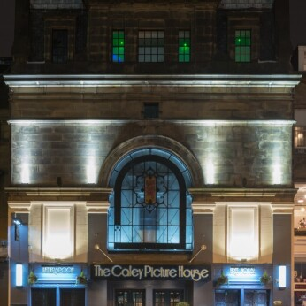 Caley Picture House, Edinburgh