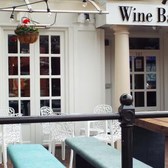 Wine Bar, Stockton Heath